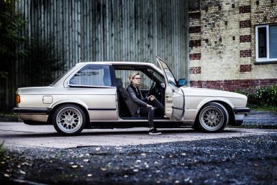 BMW E30 –© Bob Van Mol